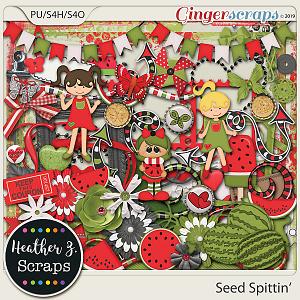 Seed Spittin' ELEMENTS by Heather Z Scraps