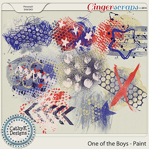 One of the Boys - Paint