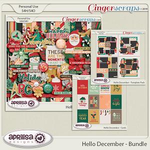 Hello December  - Bundle