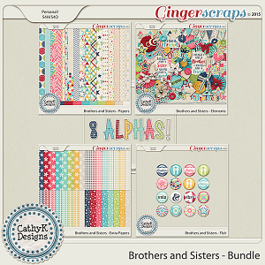 Brothers and Sisters - Bundle