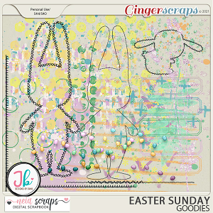 Easter Sunday - Goodies - by Neia Scraps and JB Studio