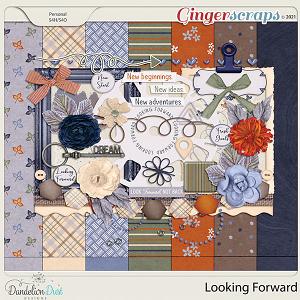 Looking Forward by Dandelion Dust Designs