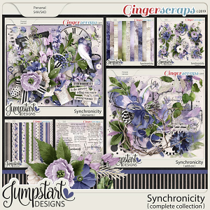 Synchronicity {Complete Collection} by Jumpstart Designs