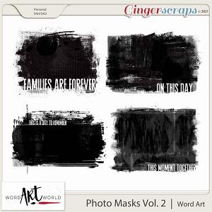 Photo Masks Vol. 2