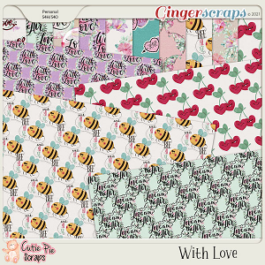 With Love-Extra Papers