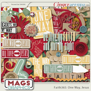 Faith365 One Way, Jesus