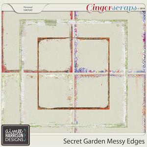 Secret Garden Messy Edges by Aimee Harrison
