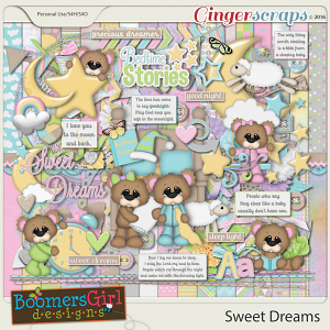 Sweet Dreams by BoomersGirl Designs