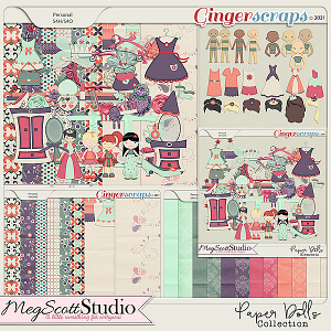 Paper Dolls - Collection