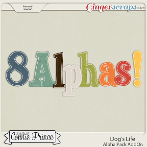 Dog's Life - Alpha Pack AddOn
