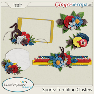 Sports: Tumbling Clusters