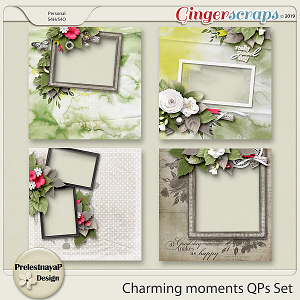 Charming moments QPs Set