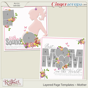Layered Page Templates ~ Mother
