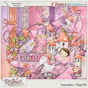 Fairytales Page Kit