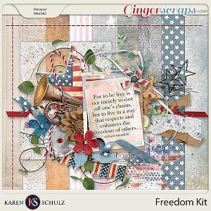 Freedom Kit by Karen Schulz