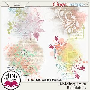 Abiding Love Blendables by ADB Designs