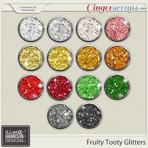 Fruity Tooty Glitters by Aimee Harrison