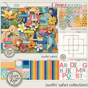 Surfin' Safari Collection by Chere Kaye Designs