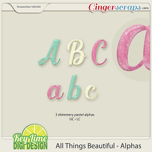 All Things Beautiful Alpha