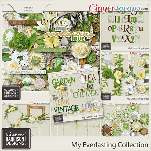 My Everlasting Collection by Aimee Harrison