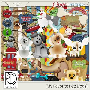 My Favorite Pet: Dogs