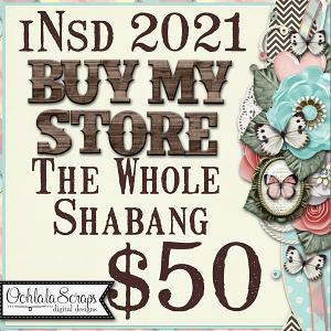 Buy My Whole Ooh La La Scraps Store for iNSD 2021