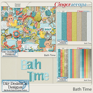 Bath Time {Bundle Collection} by Day Dreams 'n Designs