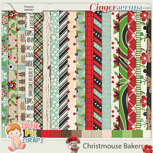Christmouse Bakers Papers