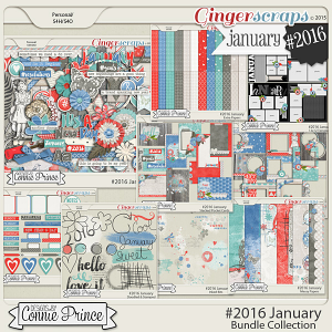 #2016 January - Bundle Collection