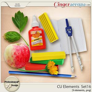 CU Elements Set16 by PrelestnayaP Design