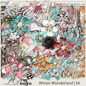 Winter Wonderland by LDragDesigns