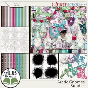 Arctic Gnomes Bundle by ADB Designs