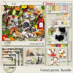 Forest picnic Bundle