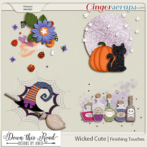 Wicked Cute | Finishing Touches