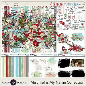 Mischief is my Name Collection by Karen Schulz