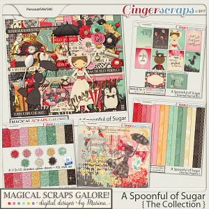 A Spoonful of Sugar (collection)