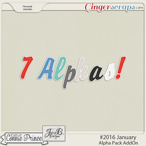 #2016 January - Alpha Pack AddOn