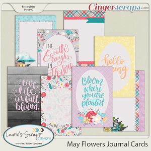 May Flowers Cards