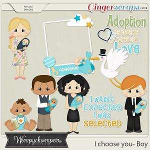 I choose you- Boy