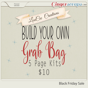 Build Your Own Page Kit Grab Bag