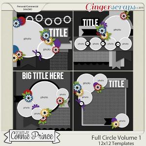 Full Circle Volume 1 - 12x12 Temps (CU Ok)