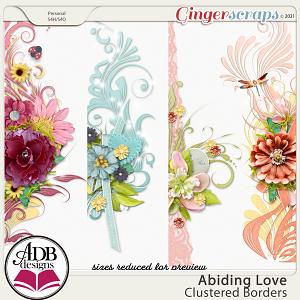 Abiding Love Cluster Borders by ADB Designs