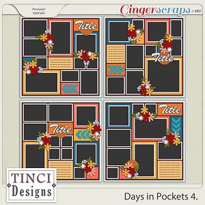 Days In Pockets 4.