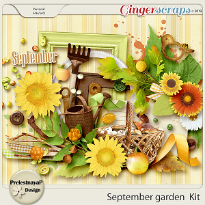 September garden Kit