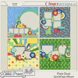 Pixie Dust - QuickPage Album