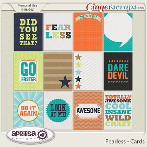 Fearless - Cards