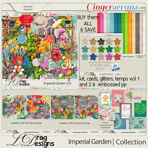 Imperial Garden: The Collection by LDragDesigns