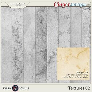 Textures 02 by Karen Schulz