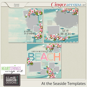 At the Seaside Templates
