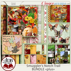 Smugglers Notch Trail Bundle by ADB Designs